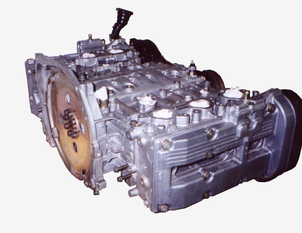 Subaru EG33 Conversion